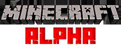 Minecraft: Alpha
